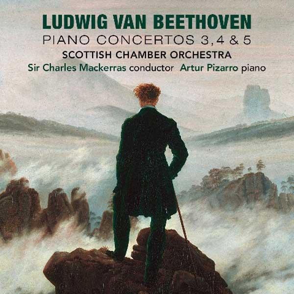 Piano Concertos: 3, 4 & 5 image